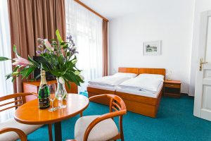 Astoria Hotel & Medical SPA Doppelzimmer