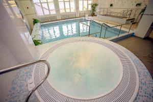 Hotel Behounek Whirlpool