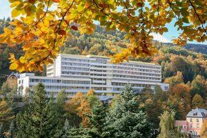 Hotel Behounek Gebäude