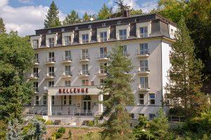 Kurhotel Bellevue Gebäude
