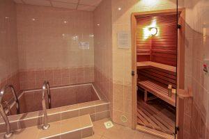 Kurhotel Bellevue Sauna