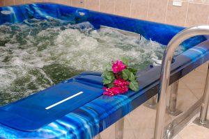 Kurhotel Bellevue Whirlpool