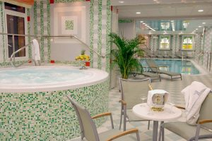 Health SPA Resort Butterfly Whirlpool
