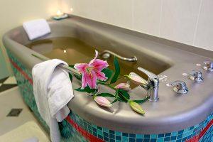 Health SPA Resort Butterfly Wanne