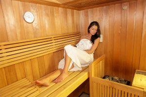 SPA Hotel Vltava Sauna
