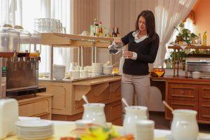 SPA Hotel Vltava Buffet