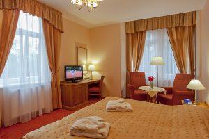 SPA Hotel Vltava Doppelzimmer