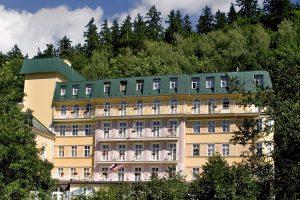 SPA Hotel Vltava Gebäude