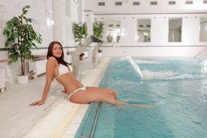 SPA Hotel Vltava Schwimmbad
