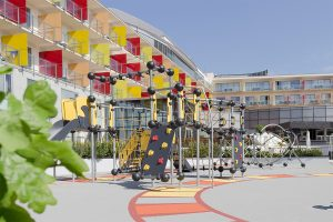 Hotel Aquarius SPA Spielplatz