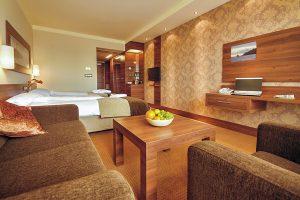 Hotel Aquarius SPA Doppelzimmer