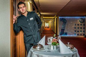 Hotel Aquarius SPA Zimmerservice