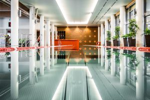 Hotel Aquarius SPA Sportbecken