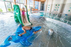Hotel Aquarius SPA Kinderbecken
