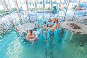 Hotel Aquarius SPA Schwimmbad