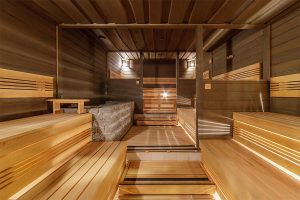 Sanatorium Egle Birstonas Sauna