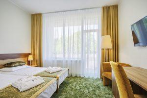 Sanatorium Egle Economy Zweibettzimmer