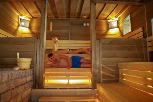 Egle Comfort Saunalandschaft