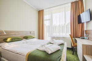 Sanatorium Egle Economy Doppelzimmer Mini