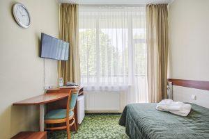 Sanatorium Egle Economy Einzelzimmer