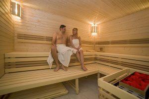 SPA Hotel Thermal Sauna