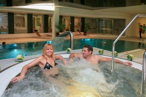 SPA Hotel Thermal Whirlpool