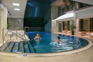SPA Hotel Thermal Innenpool