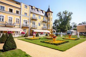 Hotel Bajkal Garten
