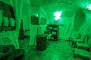 Hotel Bajkal Parafingrotte