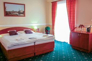 Hotel Bajkal Doppelzimmer