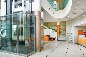 Kurhotel Cristal Palace Lift