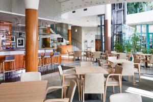 Kurhotel Cristal Palace Lobby Bar