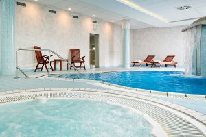 Kurhotel Cristal Palace Whirlpool