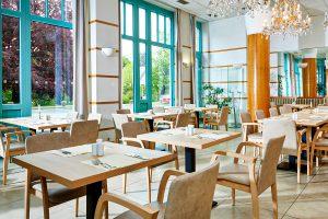 Kurhotel Cristal Palace Restaurant