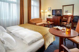 Hotel Excelsior Doppelzimmer