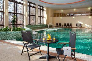Chateau Monty SPA Resort Pool