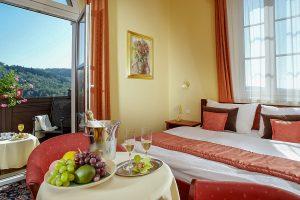 Chateau Monty SPA Resort Doppelzimmer