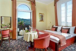 Chateau Monty SPA Resort Doppelzimmer 2