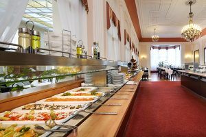 SPA Hotel Pawlik - Aquaforum Buffet