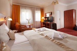 SPA Hotel Pawlik - Aquaforum Doppelzimmer 3