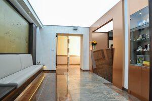 SPA und Wellness Hotel Richard Rezeption