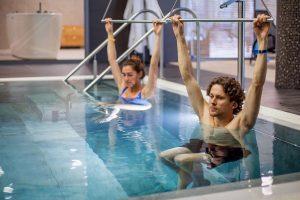Rehabilitationszentrum UPA Medical SPA Wassergymnastik