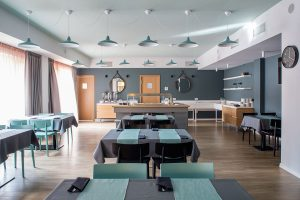 Rehabilitationszentrum UPA Medical SPA Restaurant