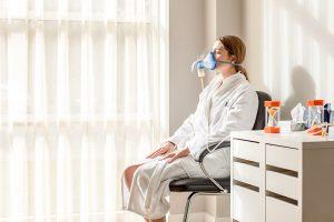 Rehabilitationszentrum UPA Medical SPA Inhalation