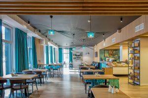 Rehabilitationszentrum UPA Medical SPA Restaurant