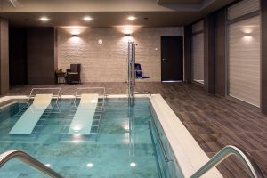 Rehabilitationszentrum UPA Medical SPA Schwimmbecken