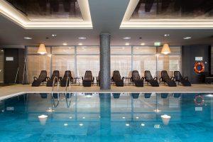 Rehabilitationszentrum UPA Medical SPA Schwimmbad