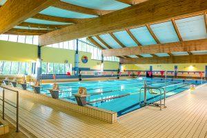 Sanatorium Baltyk Schwimmbad