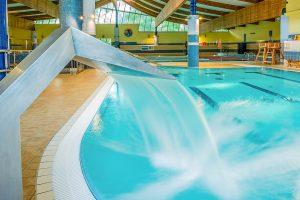 Sanatorium Baltyk Schwimmbad 2