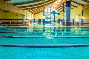 Sanatorium Baltyk Schwimmbad 3